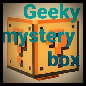 Geeky mystery box